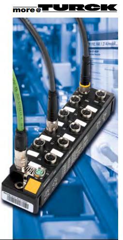 Ethernet I/O Block