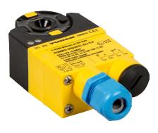 Sensores de ángulo para el posicionamiento de válvulas en áreas clasificadas