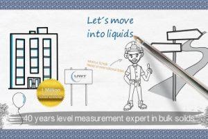 UWT incursiona el mercado de sensores para los líquidos.